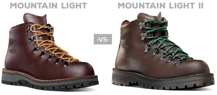 shoes product light men brown normal ii for mountain boots danner lyst in lighting