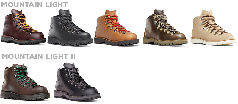and black danner ii light found lighting lost products mountain