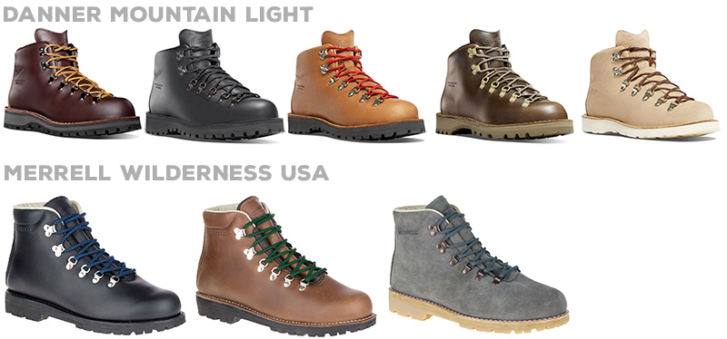 merrell wilderness lumi vs danner mountain lumi wilderness 2addd7