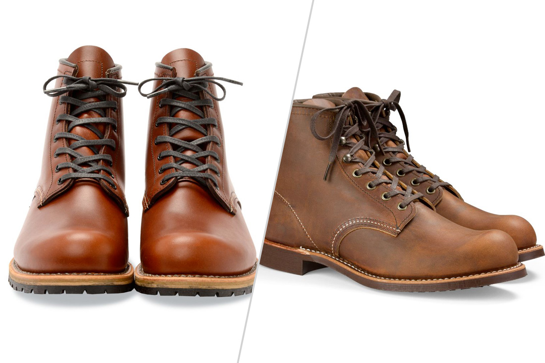78e1e228708 Red Wing Beckman vs Blacksmith - Which Should You Buy? — FindYourBoots
