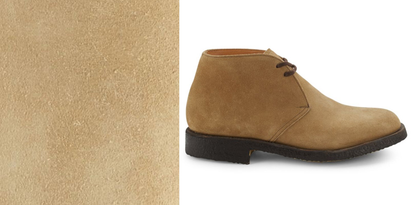 Church's Chamois Leather  Chukka Boots