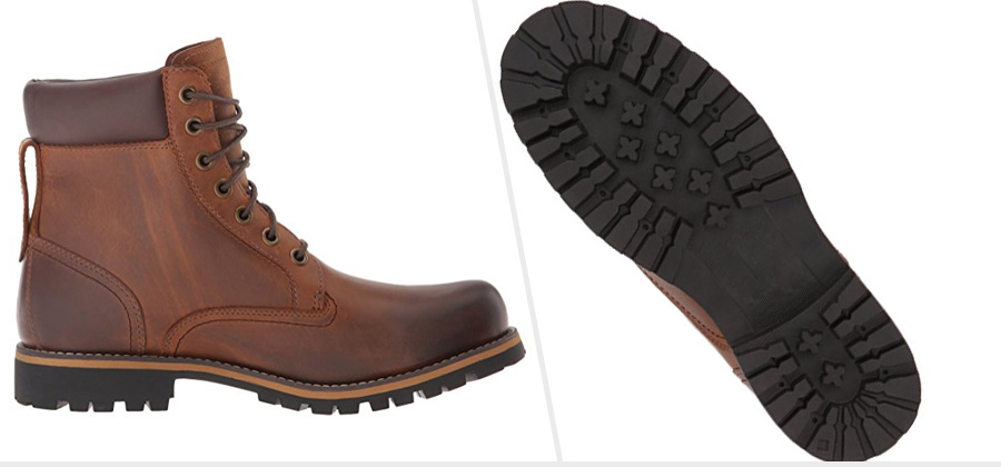Commando Sole Boots: Timberland Earthkeepers ( Amazon )