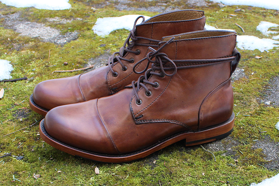 Up close with the Sutro Footwear Alder Boot