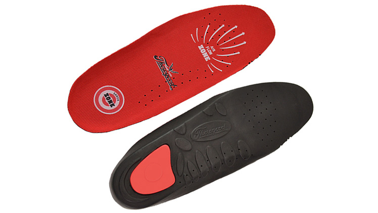 Thorogood cushioned insoles (Made in USA)