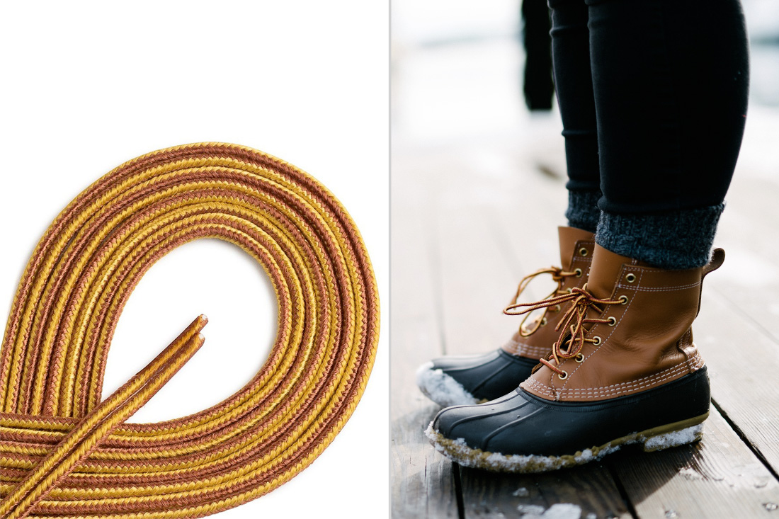 Find Replacement LL Bean Boot Laces