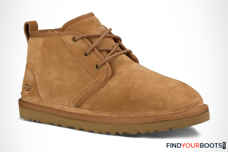 UGG Neumel Boots - Most Comfortable Chukka Boots for Men