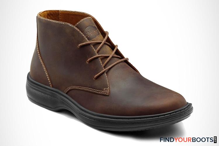 Dr Comfort Chukka Boots - Comfortable orthotic chukka boots