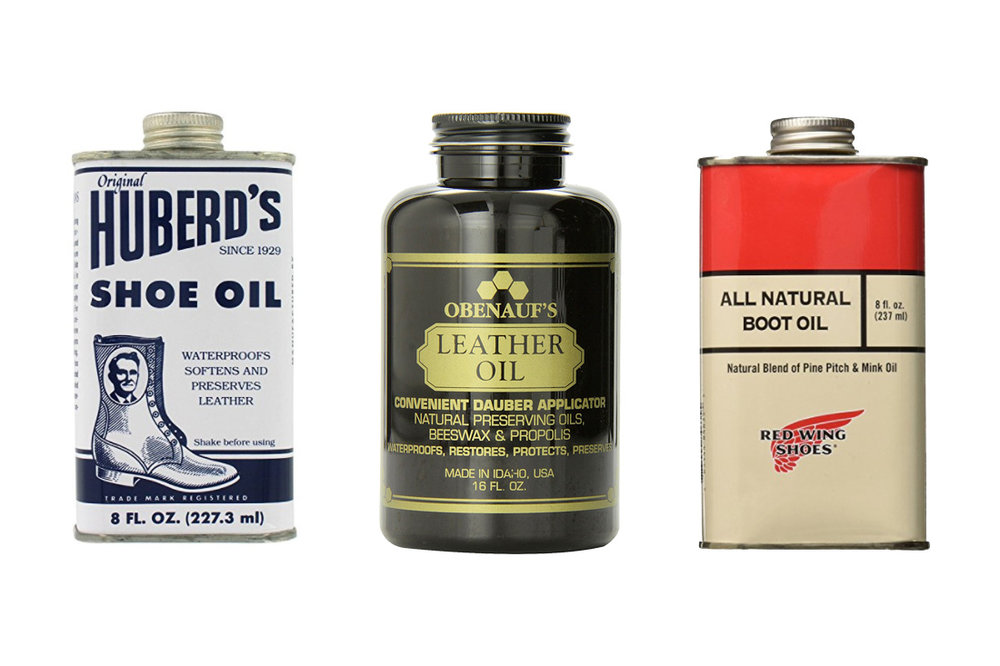 BOOT OIL 101 - ultimate leather boot oil guide