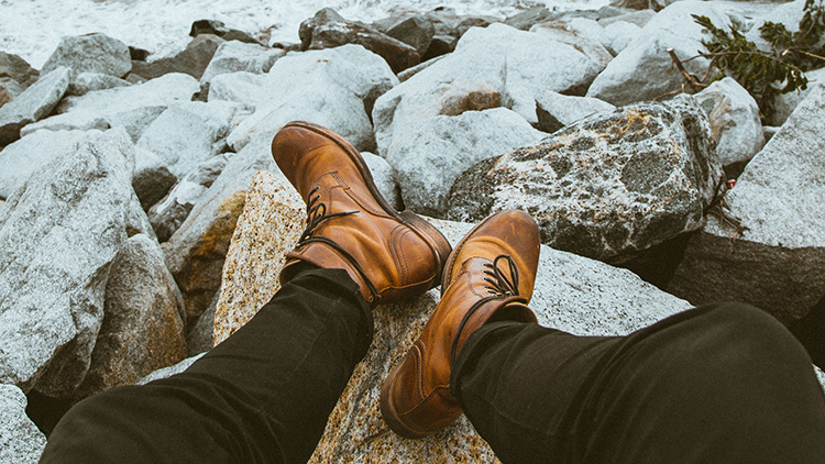 Can you use boot oil on your leather boots?