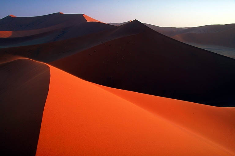 Red Dunes Namibia