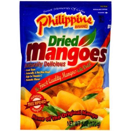 Philippine Brand Dried Mangoes