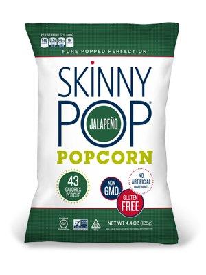 Skinny Pop Jalapeno Popcorn