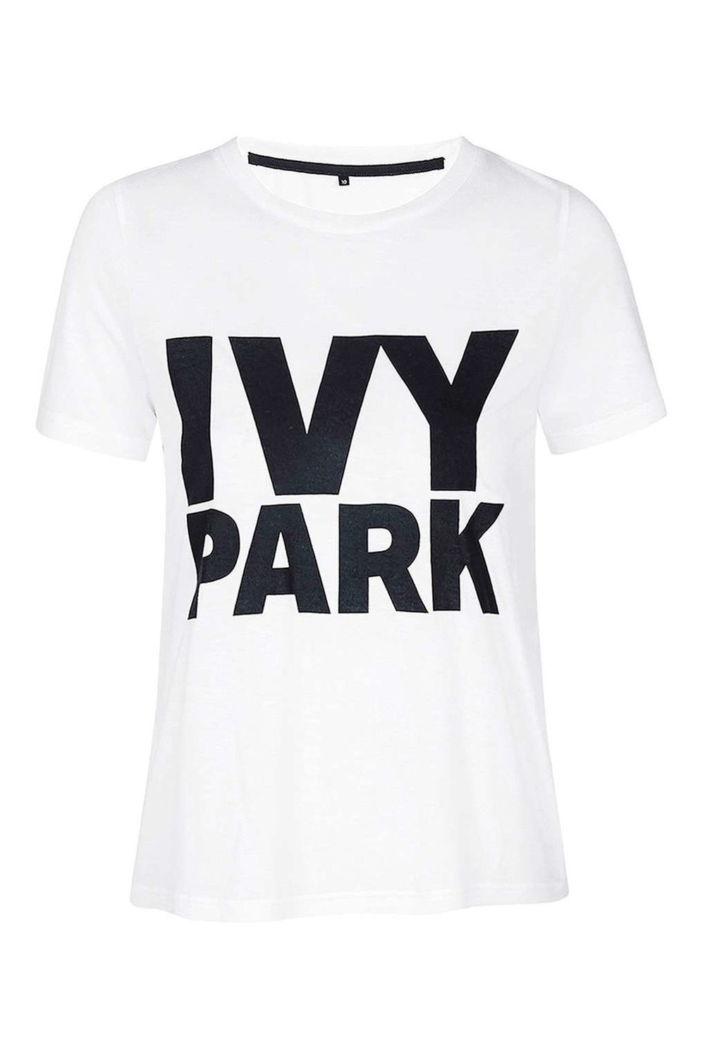 Logo Crew Neck Tee by Ivy Park