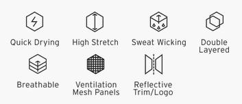 V-Back Mesh Insert Bra by Ivy Park Product Details