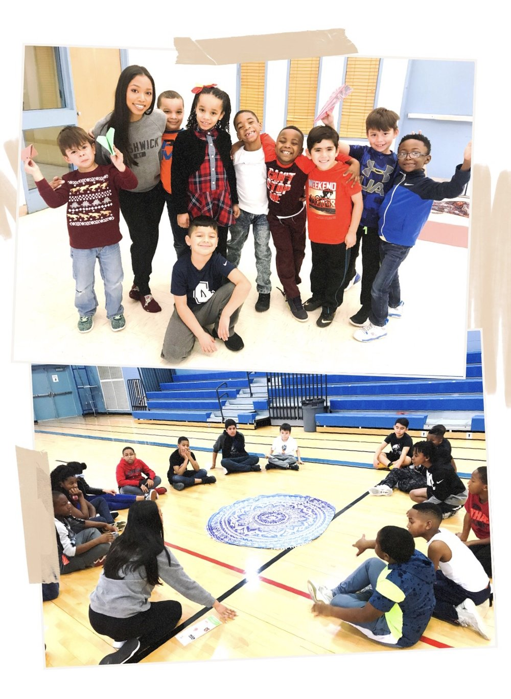 Make it about Science and Do it in Groups - When kids get together, they want to have fun with their peers. So to capture their attention, I make my lesson science-based. We talk about the brain and what stress does to the body! I have an info sheet that I use to help them follow along and connect the dots between mental and physical wellness. Yoga is that shortcut that kills two birds with one stone. So I help them learn brain terms like:hippocampusstressparasympathetic nervous systemsympathetic nervous systemamygdalaThey become engaged by the science behind it and want to try it for themselves! I use science and neuroscience to build my case around the benefits and it has seemed to be a good way to introduce this ancient practice to young people. If you would like a copy of my info sheet, feel free to comment below and I can send you one !