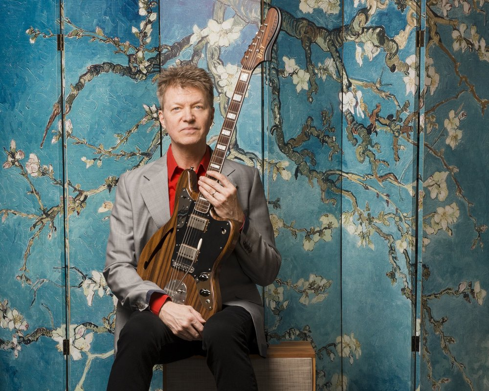 Nels Cline. Credit: Nathan West