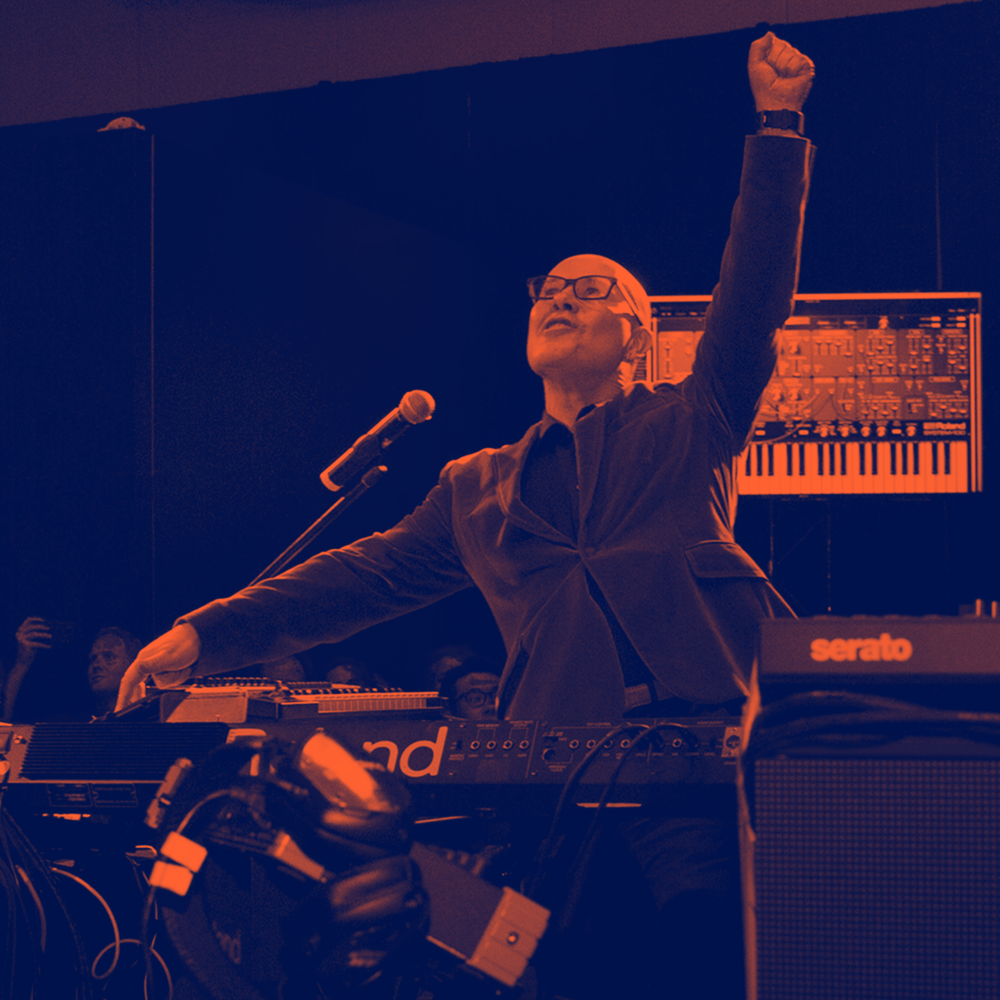 Thomas Dolby. Courtesy: Moogfest