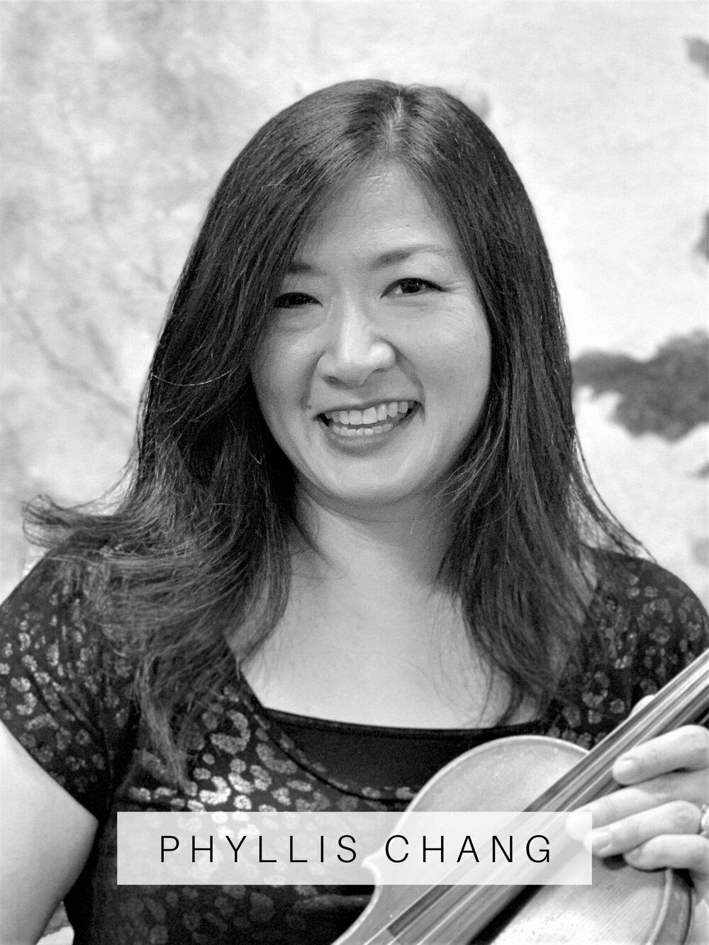 Phyllis Chang