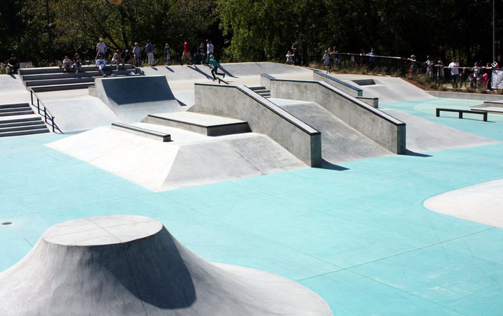 pillar design studios northside skatepark