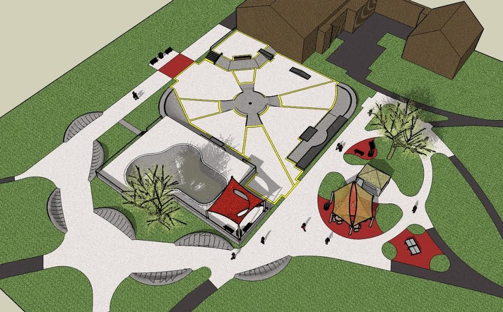 Skatepark of Baltimore, Baltimore, MD - Phased Design