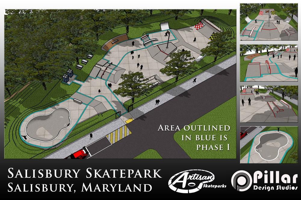 Salisbury Skatepark