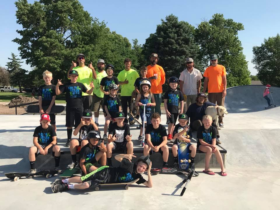 Artisan Skateparks and Team Hot Wheels