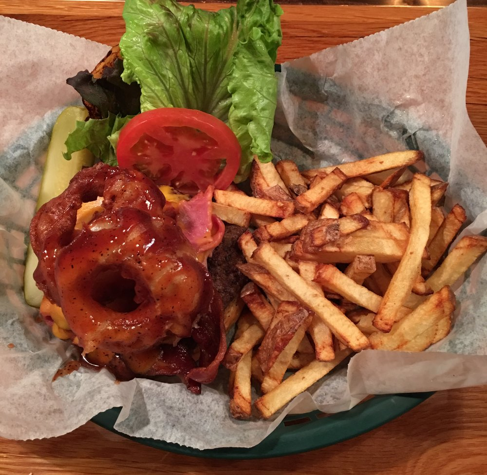 Smokehouse Burger
