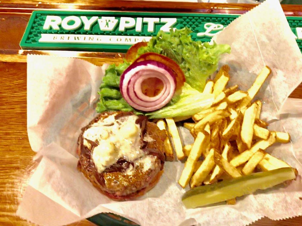 Bayou Bleu Burger