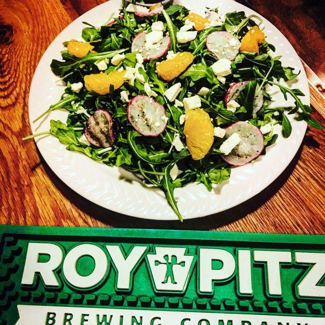 Spring Arugula & Radish Salad