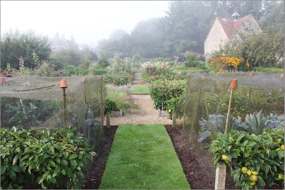 September 17-22 | English Kitchen Gardens & Locavore Cuisine ...