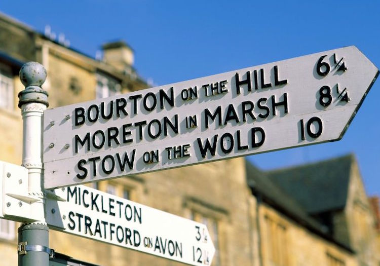 Cotswolds Street sign.jpg