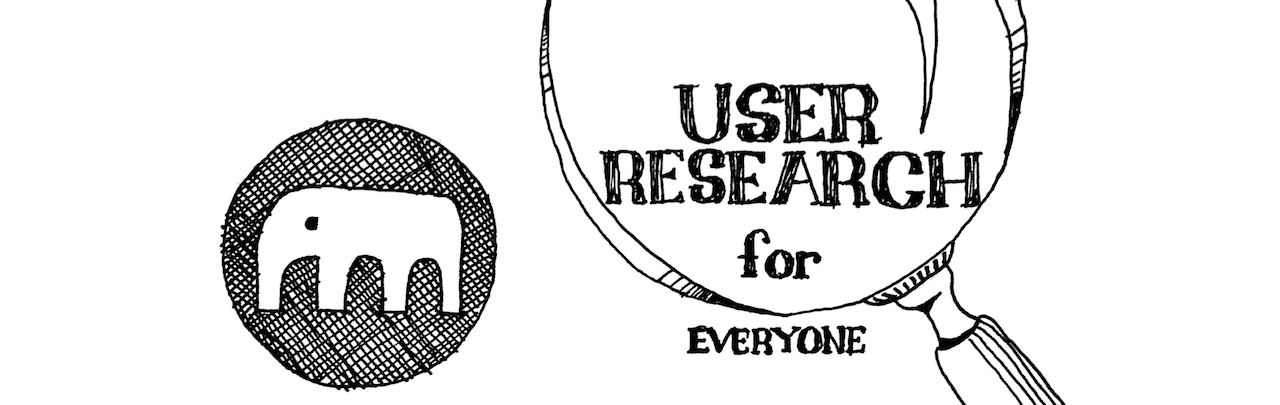 User Research for Everyone