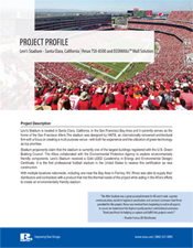 Rmax Project Profile - Levi Stadium