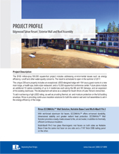 Rmax Project Profile - Edgewood Tahoe Reort