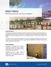 Rmax Project Profile - The Boardwalk at Granite Park