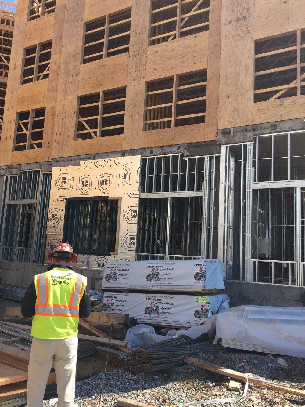 Rmax ECOMAXci™ Wall Solution - Liberty Warehouse
