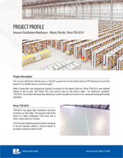 Rmax Project Profile - Amazon Distribution Warehouse