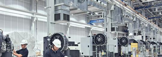Rmax TSX-8510 - DMG Mori Seiki Factory