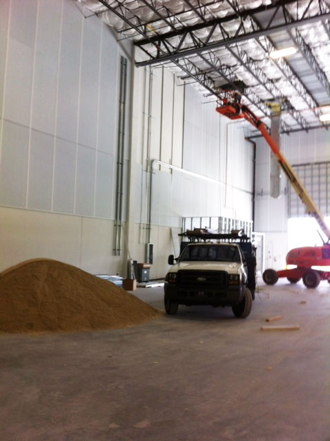 Rmax TSX-8510 - Amazon Distribution Warehouse