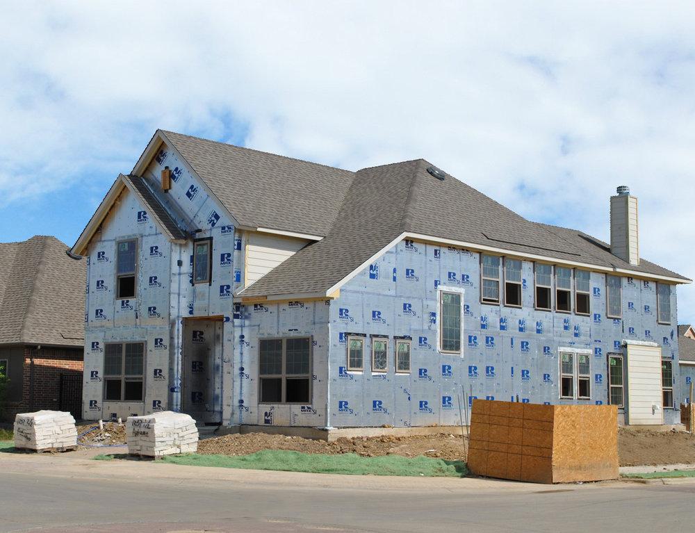 Rmax Thermasheath-SI - Drees Homes, Arlington, TX