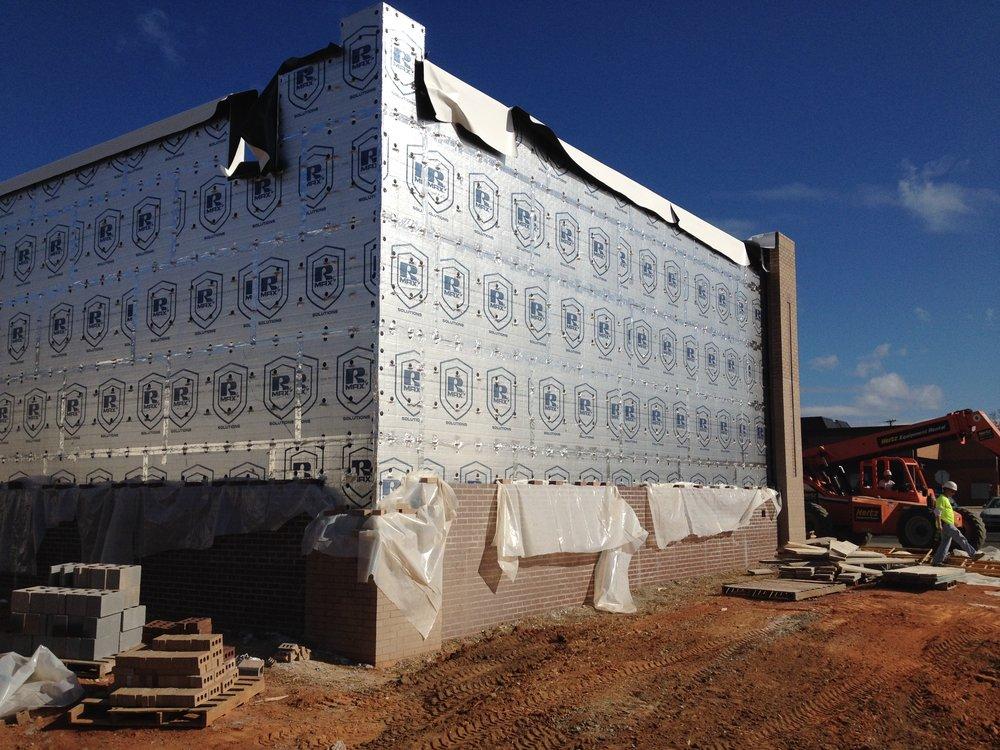 ECOMAXci™ Wall Solution - Goodwill Store, Winston-Salem, North Carolina