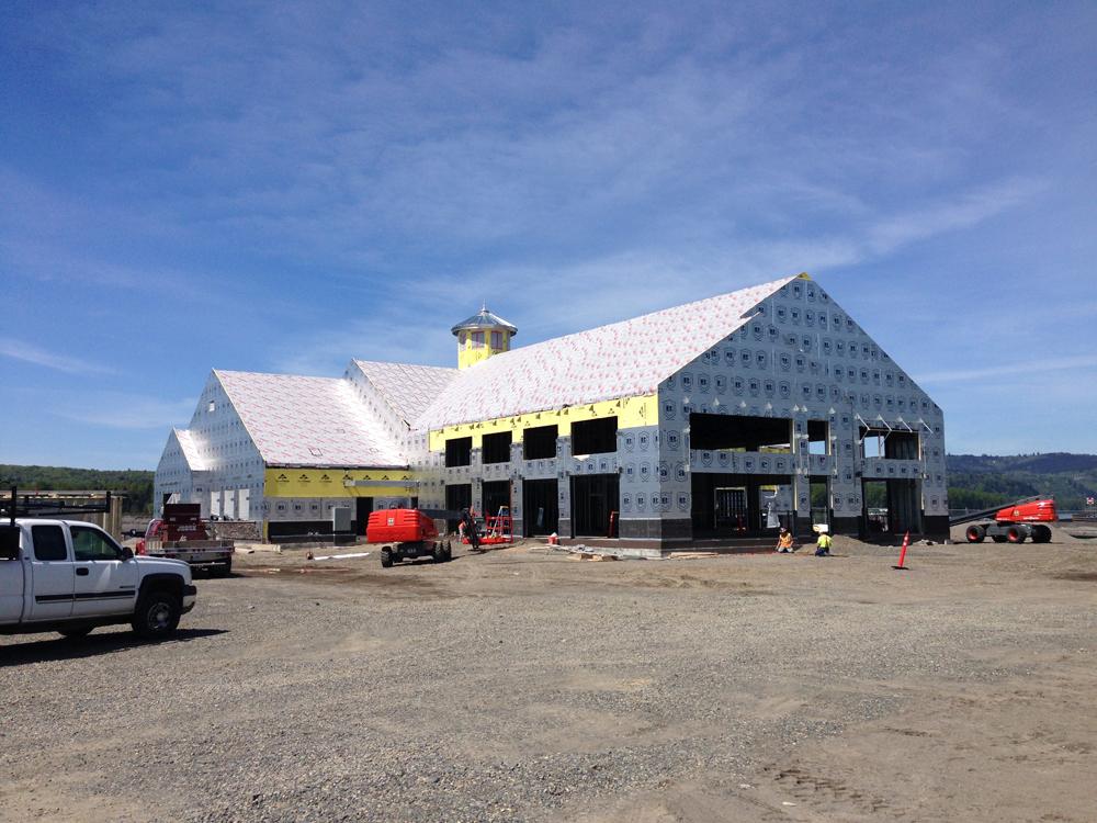 ECOMAXci™ Wall Solution - Port of Kalama, Kalama, Washington