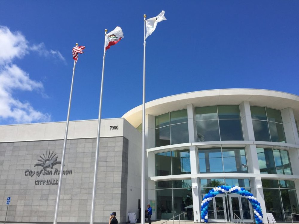 Rmax Thermasheath®-3 - San Ramon City Hall