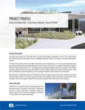 Rmax Project Profile - Betty Irene Moore Hall