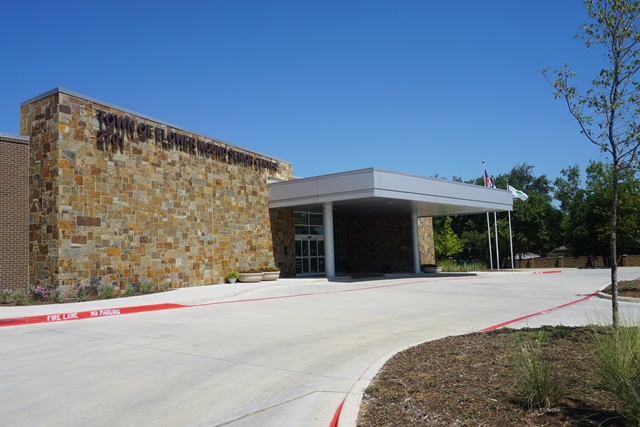 Flower Mound Senior Center Completion Picture.JPG