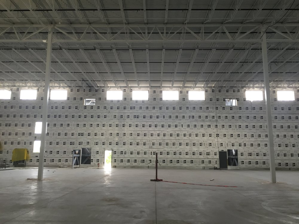 Rmax Thermasheath-3 - Baylor Scott White Distribution Center