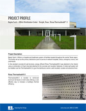 Rmax Project Profile - Baylor Scott and White Distribution Center 175px.jpg