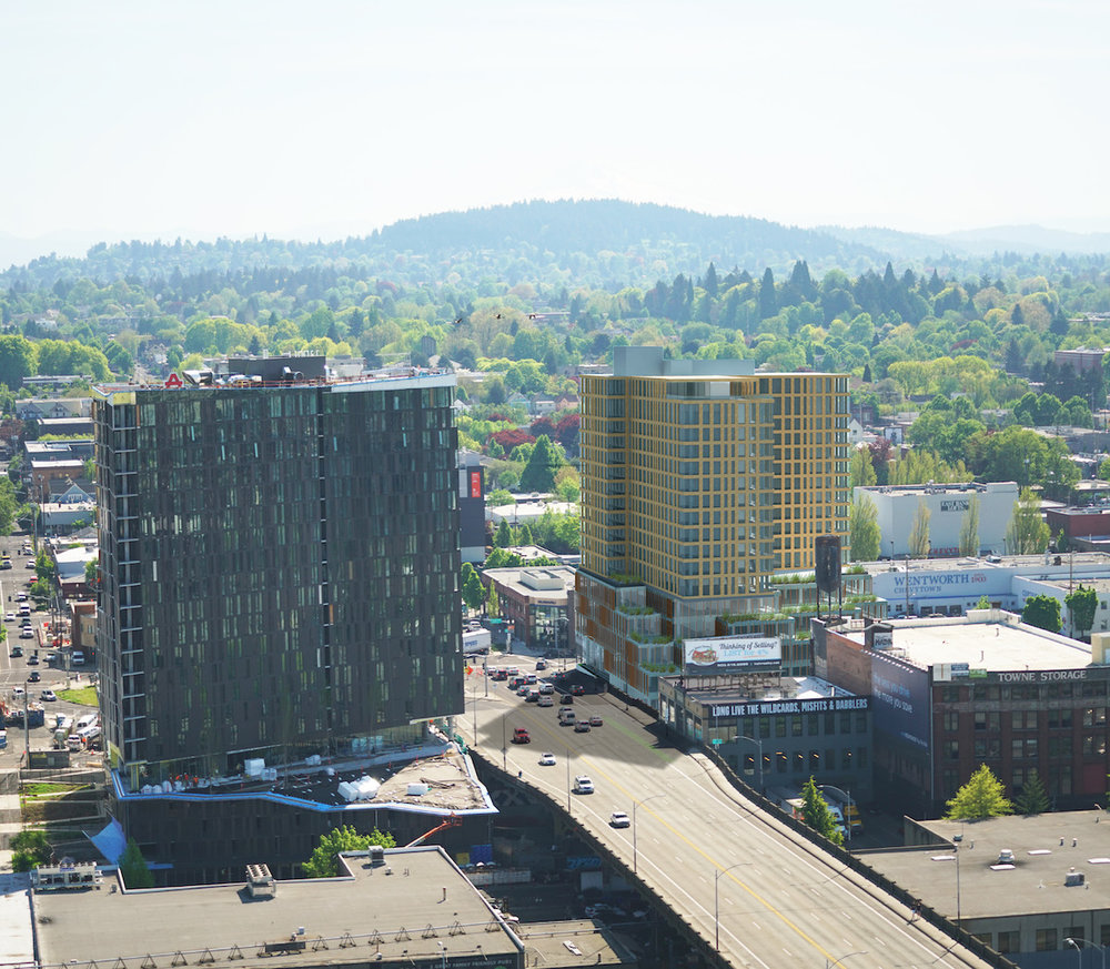Block 75 - Portland, Oregon: TSX-8500