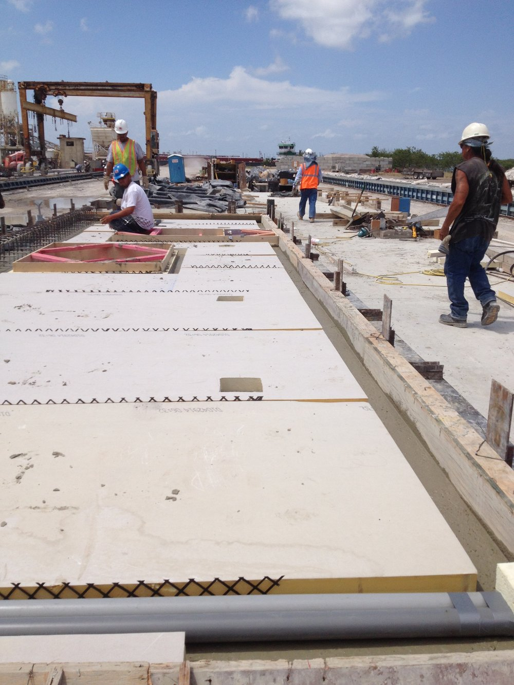 Rmax Concrete Core-CGF - The Terraces