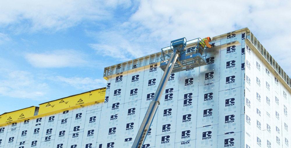 Wall Insulation Rmax